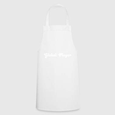 global player - Cooking Apron