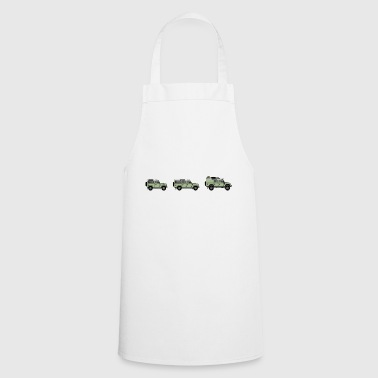 Defender - Cooking Apron