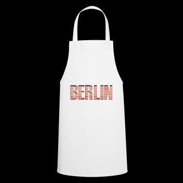 Berlin retro lettering casino - Cooking Apron