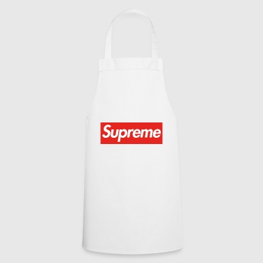 Box Logo Supr. - Tablier de cuisine
