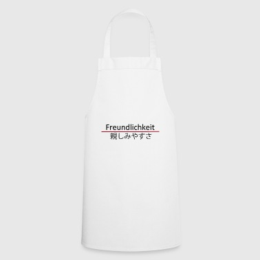 friendliness - Cooking Apron
