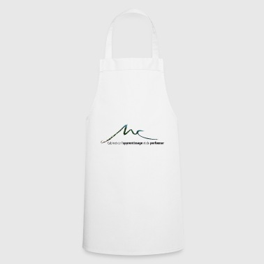 Cabinet of Learning and Performer Logo - Cooking Apron