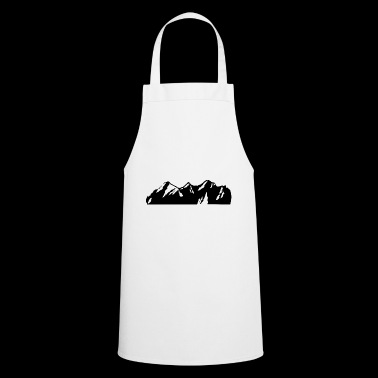 mountains - Cooking Apron
