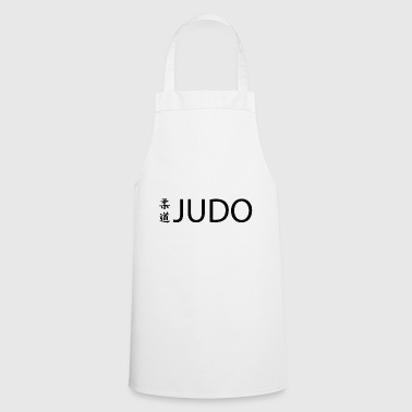JUDO LOGO - Cooking Apron