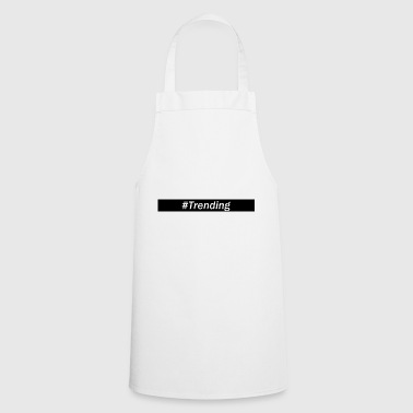 Hashtag trending - Cooking Apron
