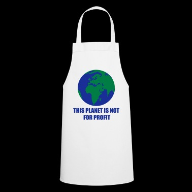 planet Earth - Cooking Apron