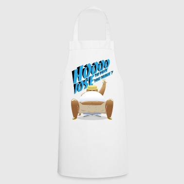 JOSE THE MARSEILLAIS - Cooking Apron