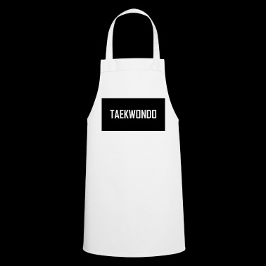 TAEKWONDO - Cooking Apron