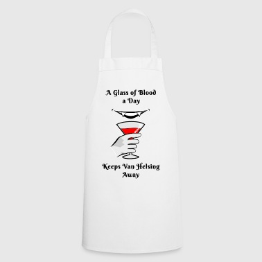 Glass of Blood - Cooking Apron