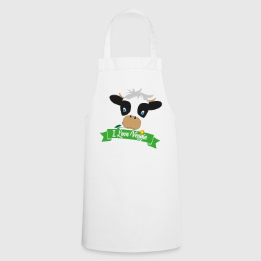vegetarian - Cooking Apron
