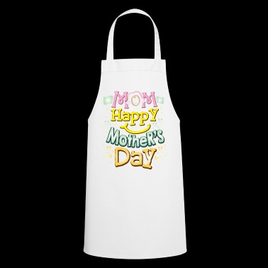 Mama Happy Mother's Day Mother's Gift - Fartuch kuchenny