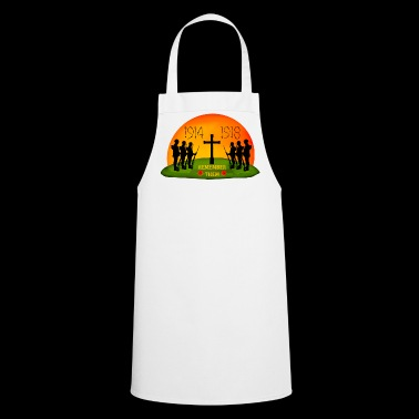 Remembrance Day - Cooking Apron