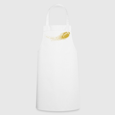 Vintage Rugby. American Football Gifts for dad,bro - Cooking Apron