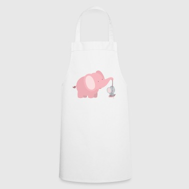 Unusual friendship - Cooking Apron