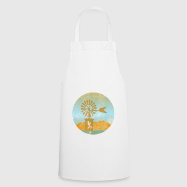 Windmill - Balearic Islands - Cooking Apron