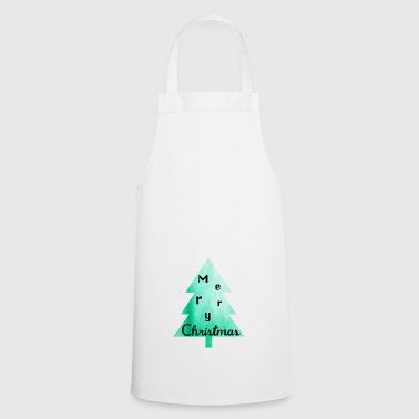 Merry Christmas - Merry Christmas - Cooking Apron