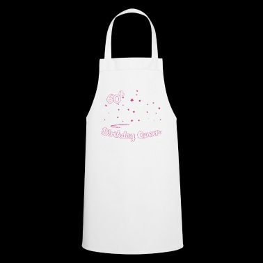60th Birthday / Years 60th Birthday Queen Gift - Cooking Apron