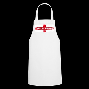 World Champion - England - Cooking Apron
