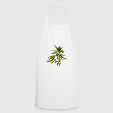 hemp plant - Cooking Apron