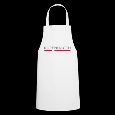 COPENHAGEN DESIGN - Danish capital gift - Cooking Apron