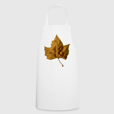Date of birth 18 years - Cooking Apron