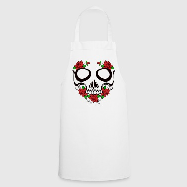 death wedding - Cooking Apron