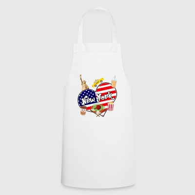 I love New York 2 - Cooking Apron