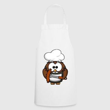 Boiling and roasting Master Owl - Cooking Apron