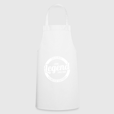 Living Legend since 2000 Living Legend Gift - Cooking Apron