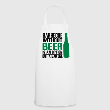 Barbecue without beer is an option but a bad one - Cooking Apron
