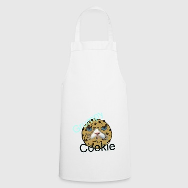 Grumpy Cookie - Cooking Apron