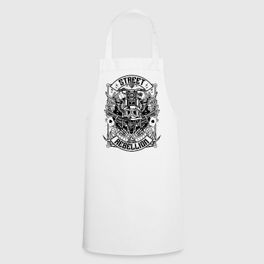 Street Rebellion Motorcycle s - Cooking Apron
