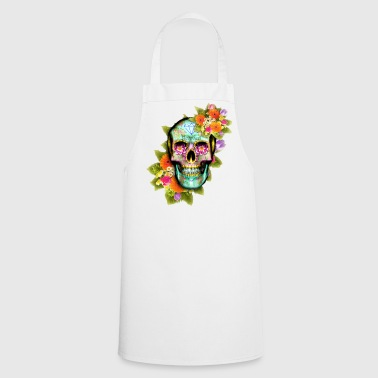 Real Sugar Skull - Cooking Apron