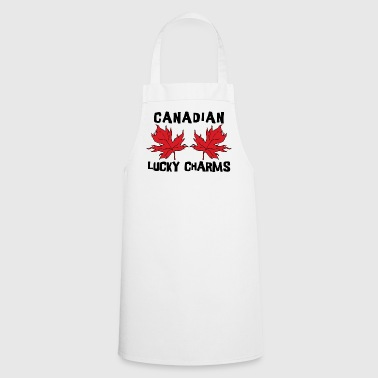 Canadian Lucky Charms - Cooking Apron
