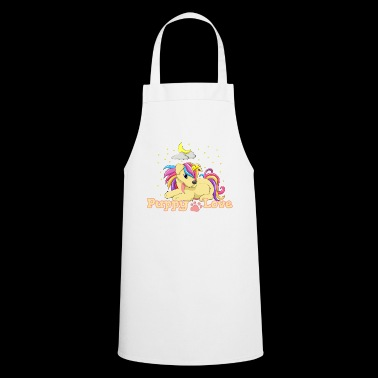 Unicorn puppy - Cooking Apron