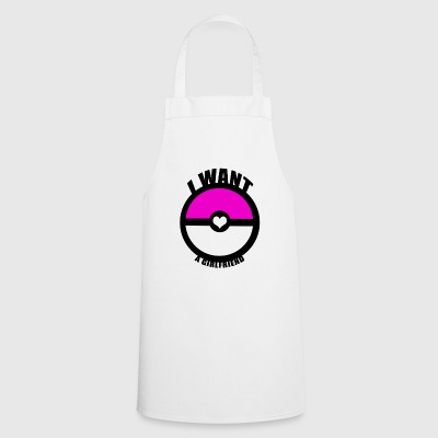 Girlfriend's ball - Cooking Apron
