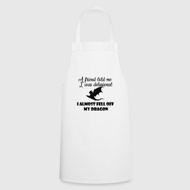 dragon 1 - Cooking Apron