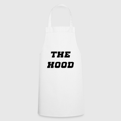the hood - Cooking Apron
