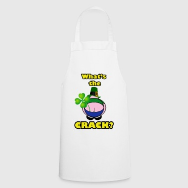 Shamrock Crack - Tablier de cuisine