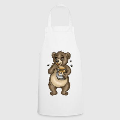 Brown bear Uncle Simson - Cooking Apron