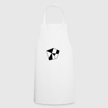 Cool pentagon. Gift idea - Cooking Apron