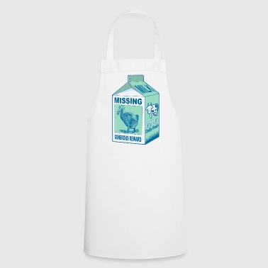 Milk brick Missing dodo - Cooking Apron