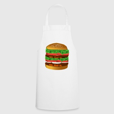 hamburger - Cooking Apron