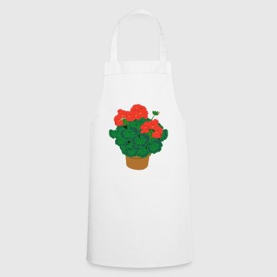 plant pot - Cooking Apron