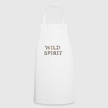 Wild Spirit - Cooking Apron