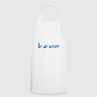 In the house - Cooking Apron