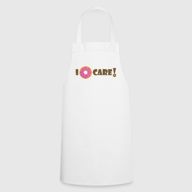 I Donut Care - Tablier de cuisine