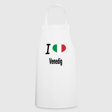I Love Italy Home Venice - Cooking Apron