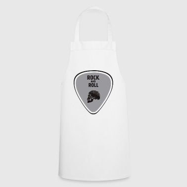 rock - Cooking Apron