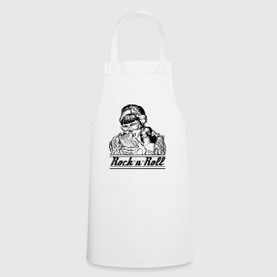 Rock-n-Roll Girl - Cooking Apron